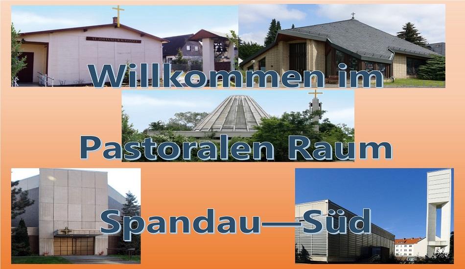 Informationen zum Pastoralen Raum Spandau-Süd