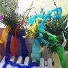Palmzweigebasteln für Kinder