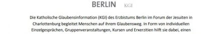 Was ist:  KGI ?